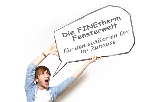 FINEtherm Fenster